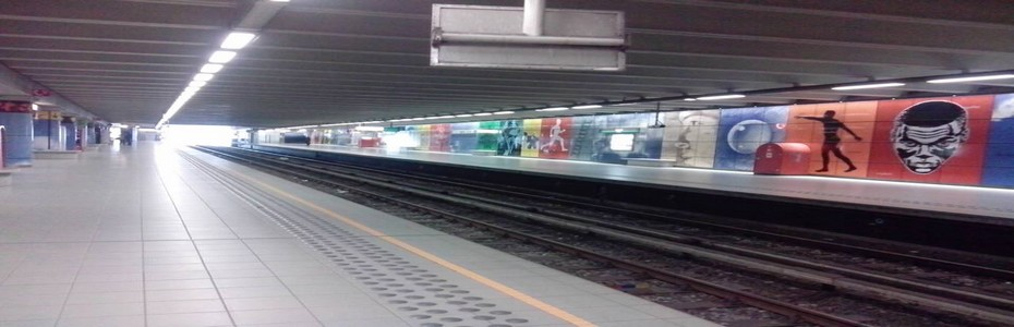 Metro Brusel